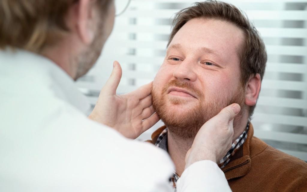 Mund-, Kiefer- und plastische Gesichtschirurgie