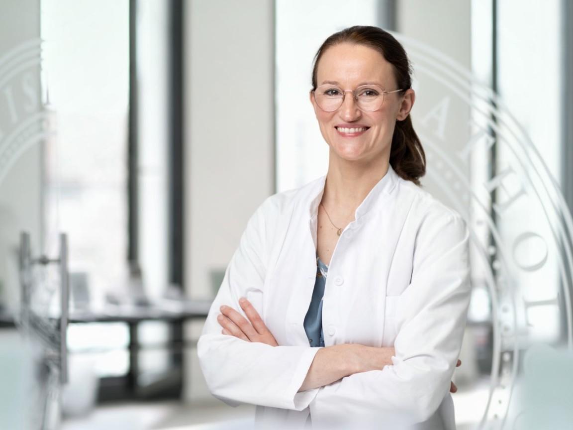 Dr. med. Britta Leykam