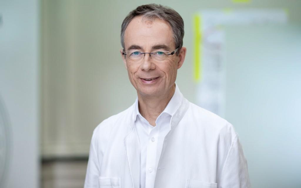 Priv.-Doz. Dr. med. Dieter Vieluf